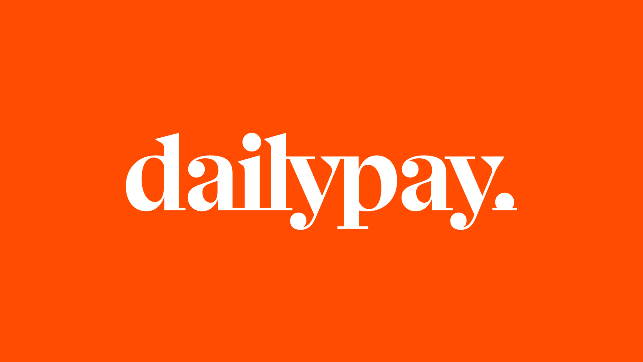 Daily Pay-New